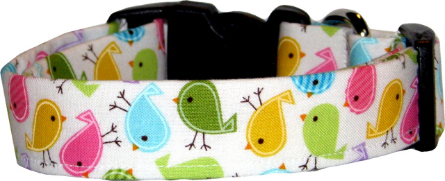 LIttle Chicks Easter Dog Collar